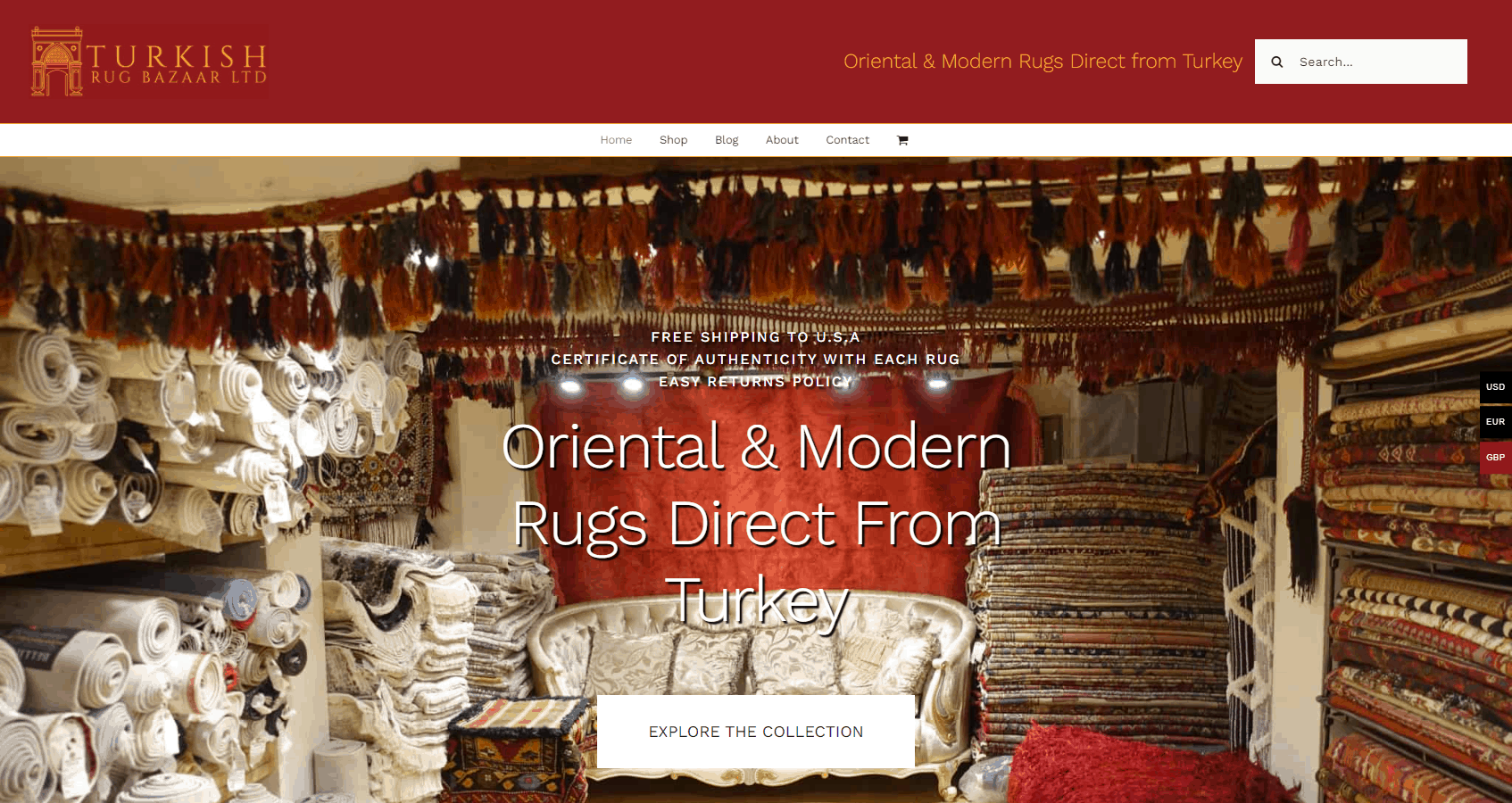 Turkish Rug Bazaar Ltd